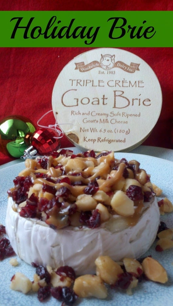Holiday Brie from Awesome on 20