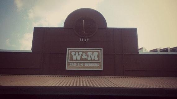 Burgerology: W&M Burger