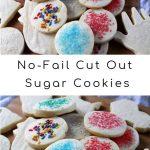 No-Fail Sugar Cookies