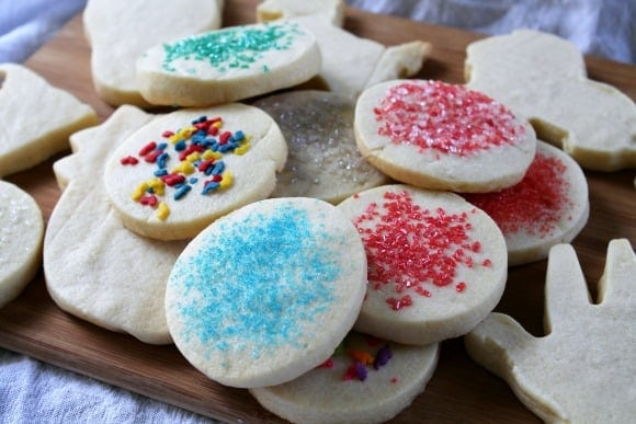No-Fail Sugar Cookies | How to be Awesome on $20 a Day