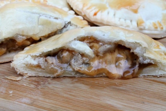 Pork and Onion Hand Pies | How to be Awesome on $20 a Day