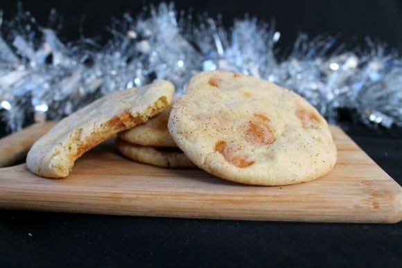 Caramel Studded Snickerdoodles   How to be Awesome on $20 a Day