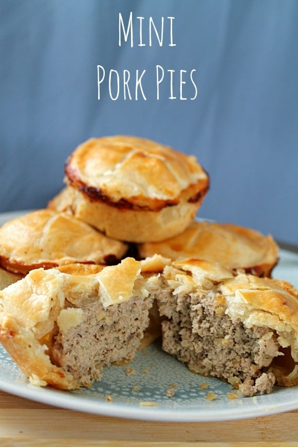 Mini Pork Pies | How to be Awesome on $20 a Day