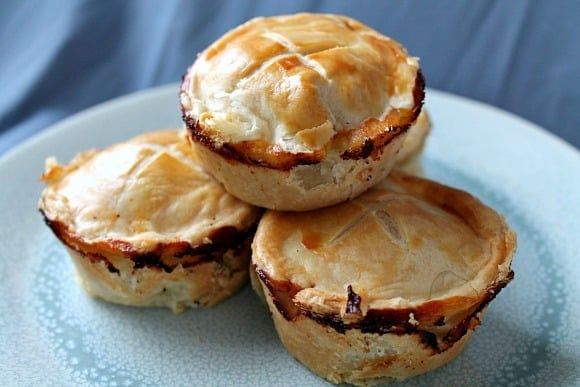 Mini Pork Pies   How to be Awesome on $20 a Day