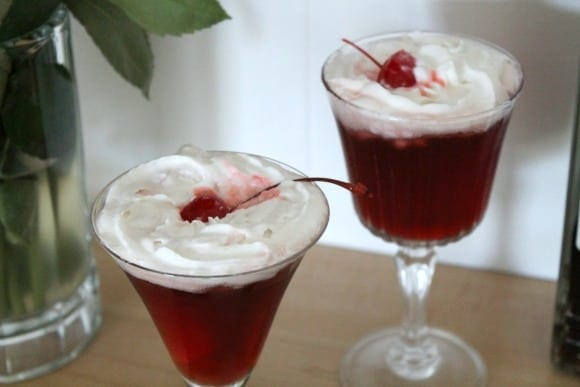 Cherry Berry Cocktail   How to be Awesome on $20 a Day