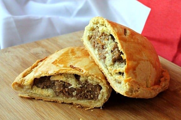 Cornish Pasties   How to be Awesome on $20 a Day