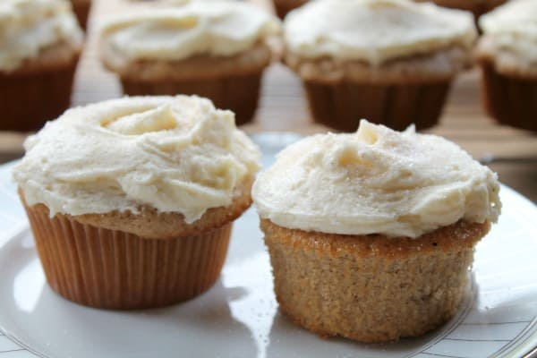 Snickerdoodle Cupcakes | How to be Awesome on $20 a Day