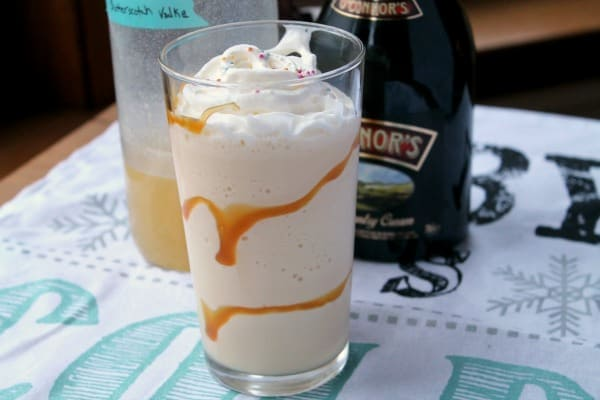 Buttery Nipple Milkshake | How to be Awesome on $20 a Day