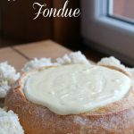White Cheddar Fondue | How to be Awesome on $20 a Day