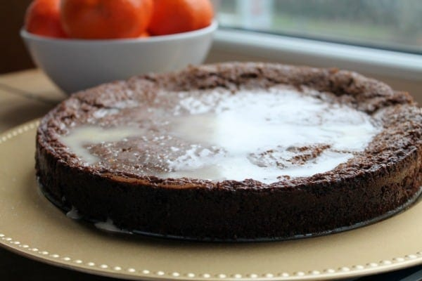 Winter-Spiced Flourless Chocolate Cake | How to be Awesome on $20 a Day