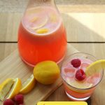Raspberry Lemonade | How to be Awesome on $20 a Day