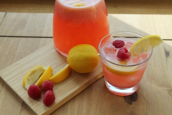 Raspberry Lemonade   How to be Awesome on $20 a Day