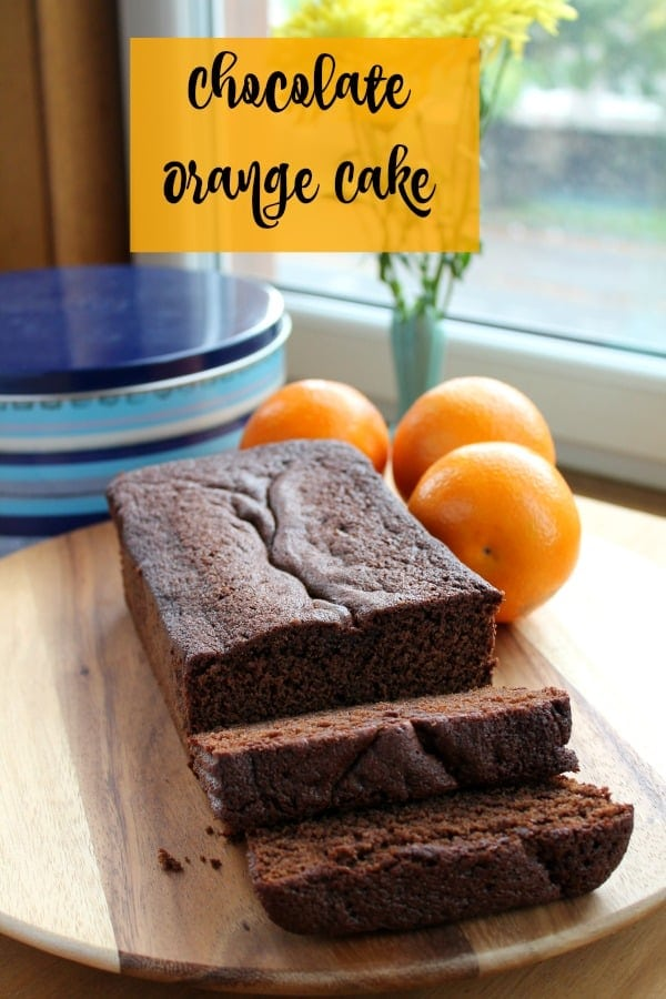 Chocolate Orange Cake | How to be Awesome on $20 a Day
