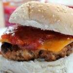 Spicy Southwest Burger | How to be Awesome on $20 a Day
