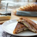 Continental Grilled Cheese | How to be Awesome on $20 a Day