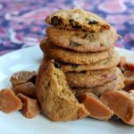 Toffee Chocolate Chip Cookies | How to be Awesome on $20 a Day