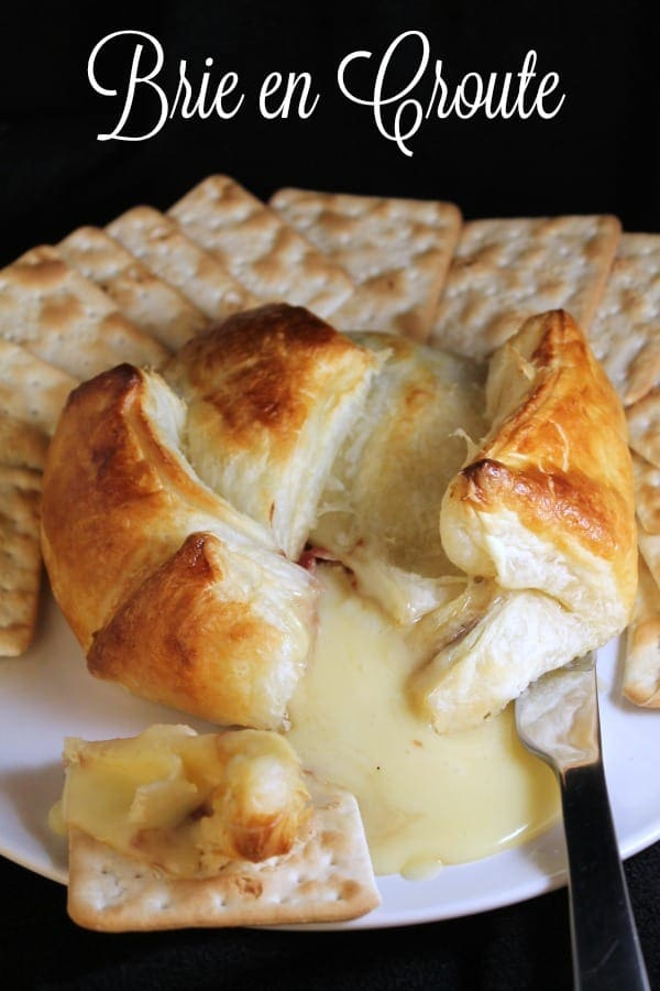 Brie En Croute | How to be Awesome on $20 a Day
