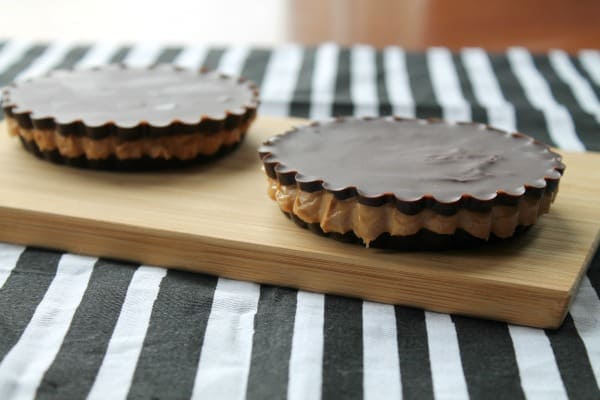 Giant Peanut Butter Cups   How to be Awesome on $20 a Day
