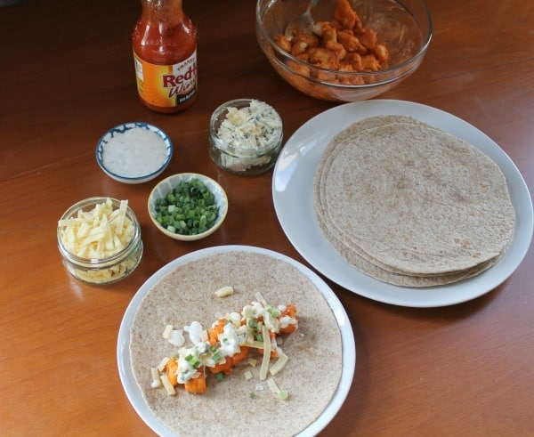 Buffalo Chicken Tacos   How to Be Awesome on $20 a Day
