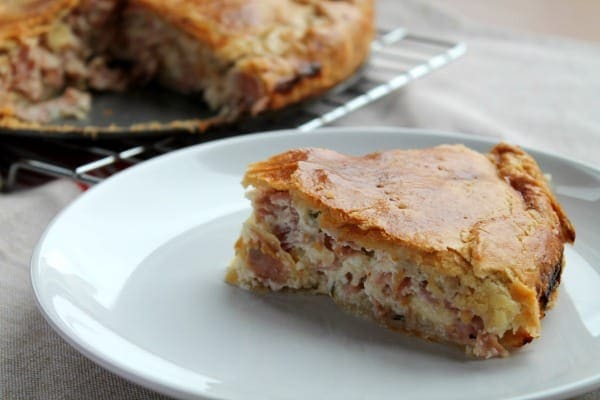 Pizza Rustica   How to be Aweome on $20 a Day