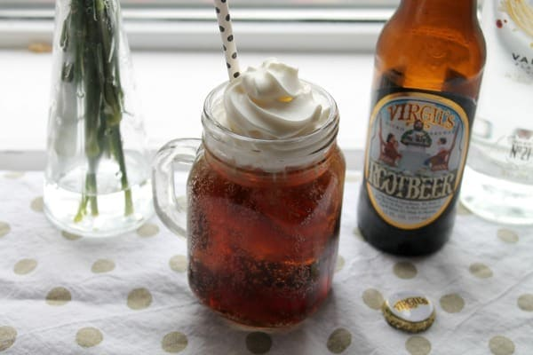 Vanilla Vodka Root Beer | How To Be Awesome on $20 a Day