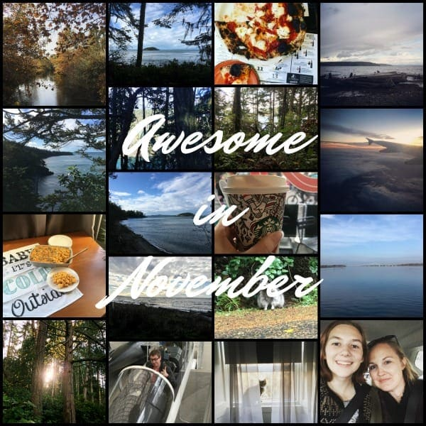 Awesome in November