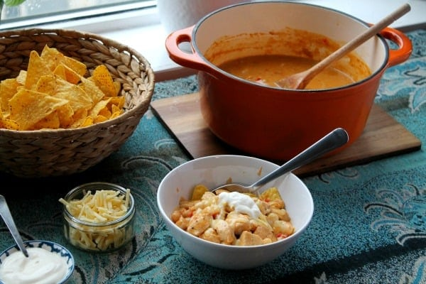 Spicy Chicken Chili   How to be Awesome on $20 a Day