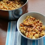 BBQ Pulled Pork Stovetop Mac & Cheese | How to be Awesome on $20 a Day