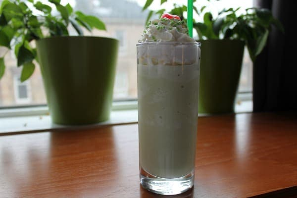 Shamrock Shake | How to be Awesome on $20 a Day