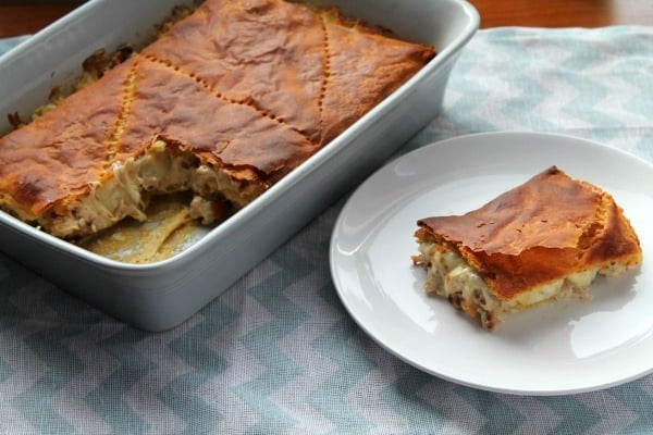 Cheesy Sausage Squares | How to be Awesome on $20 a Day