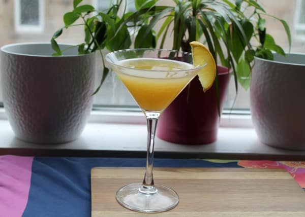 Santa Lucia Mocktail | How to be Awesome on $20 a Day