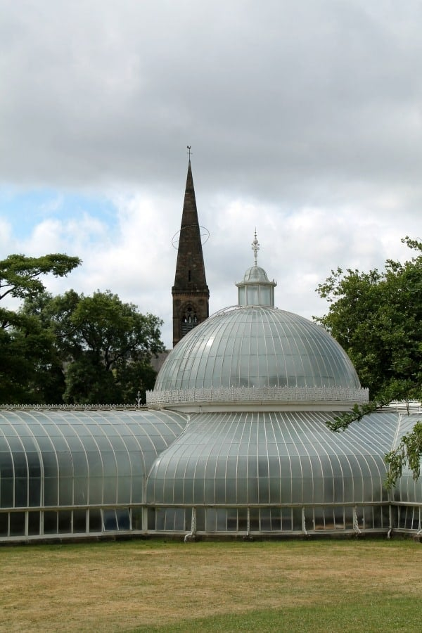 Glasgow Botanic Garden | How to be Awesome on $20 a Day