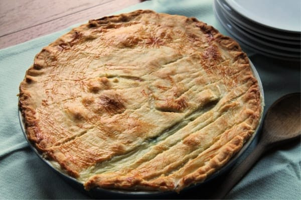 Chicken & Ham Pie   How to be Awesome on $20 a Day