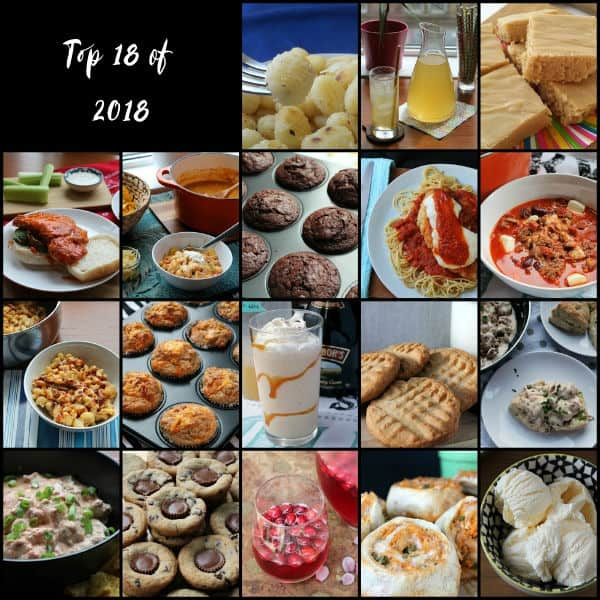 Top 18 Recipes of 2018 | How to be Awesome on $20 a Day