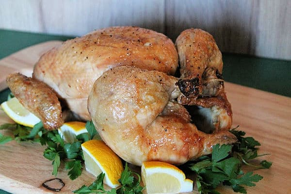 Basically Awesome Roast Chicken | How to be Awesome on $20 a Day