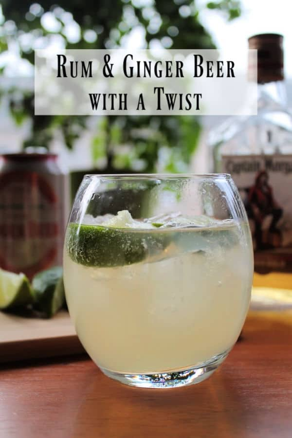Rum & Ginger Beer with a Twist | How to be Awesome on $20 a Day