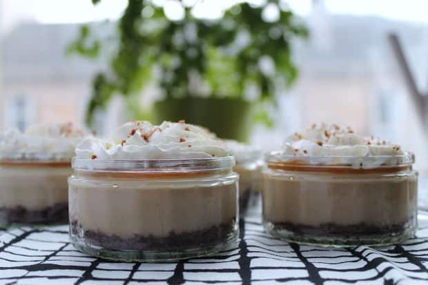 Salted Caramel Pudding | How to be Awesome on $20 a Day