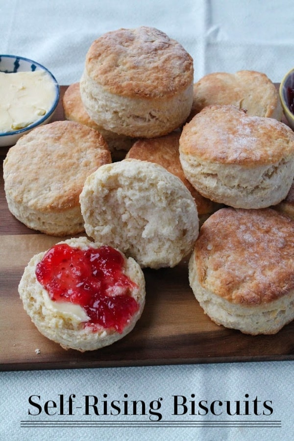 Self-Rising Biscuits   How to Be Awesome on $20 a Day