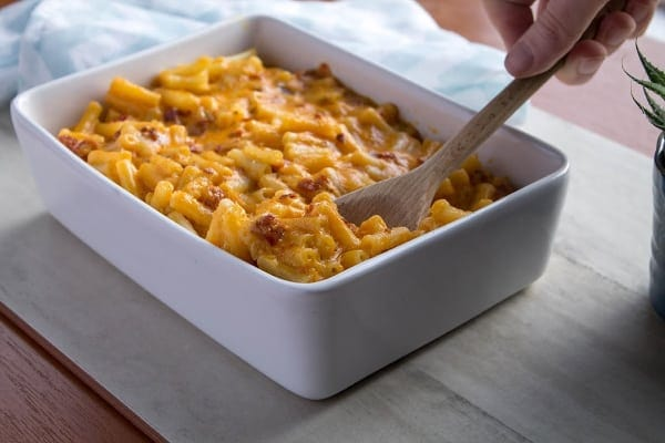 Chorizo Mac & Cheese   How to Be Awesome on $20 a Day