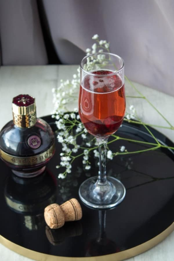 Kir Royale | How to Be Awesome on $20 a Day