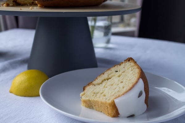 Lemon & Thyme Pound Cake   How to Be Awesome on $20 a Day
