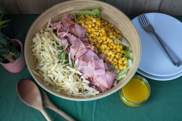 Chef's Salad   How to Be Awesome on $20 a Day