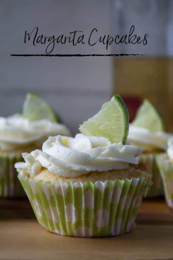 Margarita Cupcakes | How to Be Awesome on $20 a Day