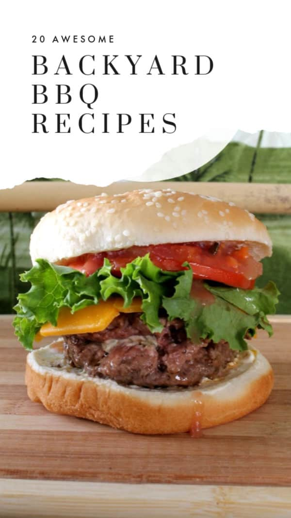20 Awesome Backyard BBQ Recipes   How to Be Awesome on $20 a Day