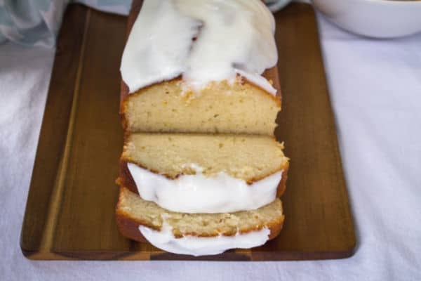 Lemon Loaf Cake   How to Be Awesome on $20 a Day