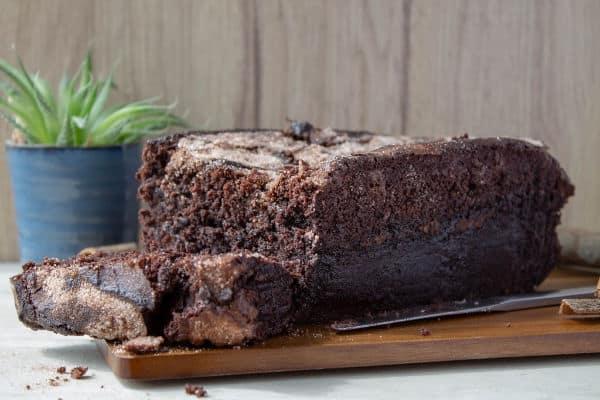 Chocolate Cinnamon Cake