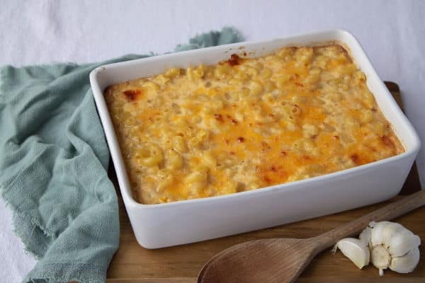 Garlic Mac and Cheese