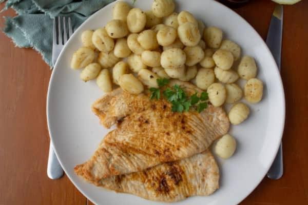 Turkey Scallopini