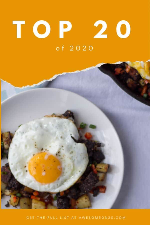 Top 20 of 2020 with Black Pudding Hash