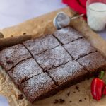 Mexican Brownies with red chilli